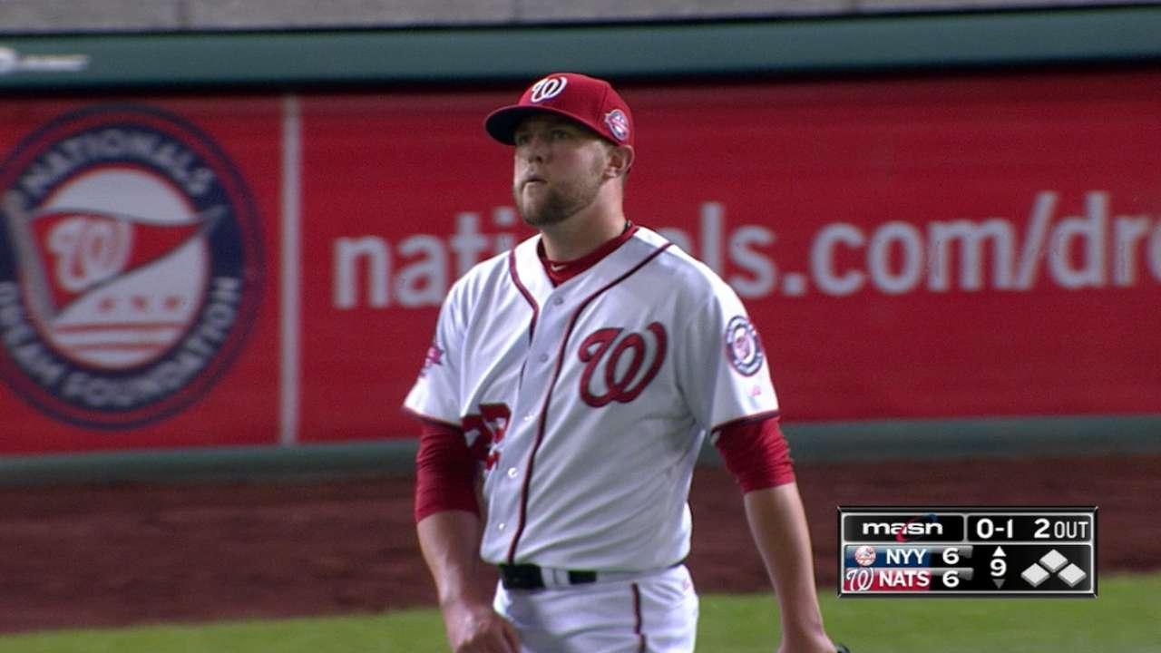 Bullpen sets stage for 10th-inning heroics