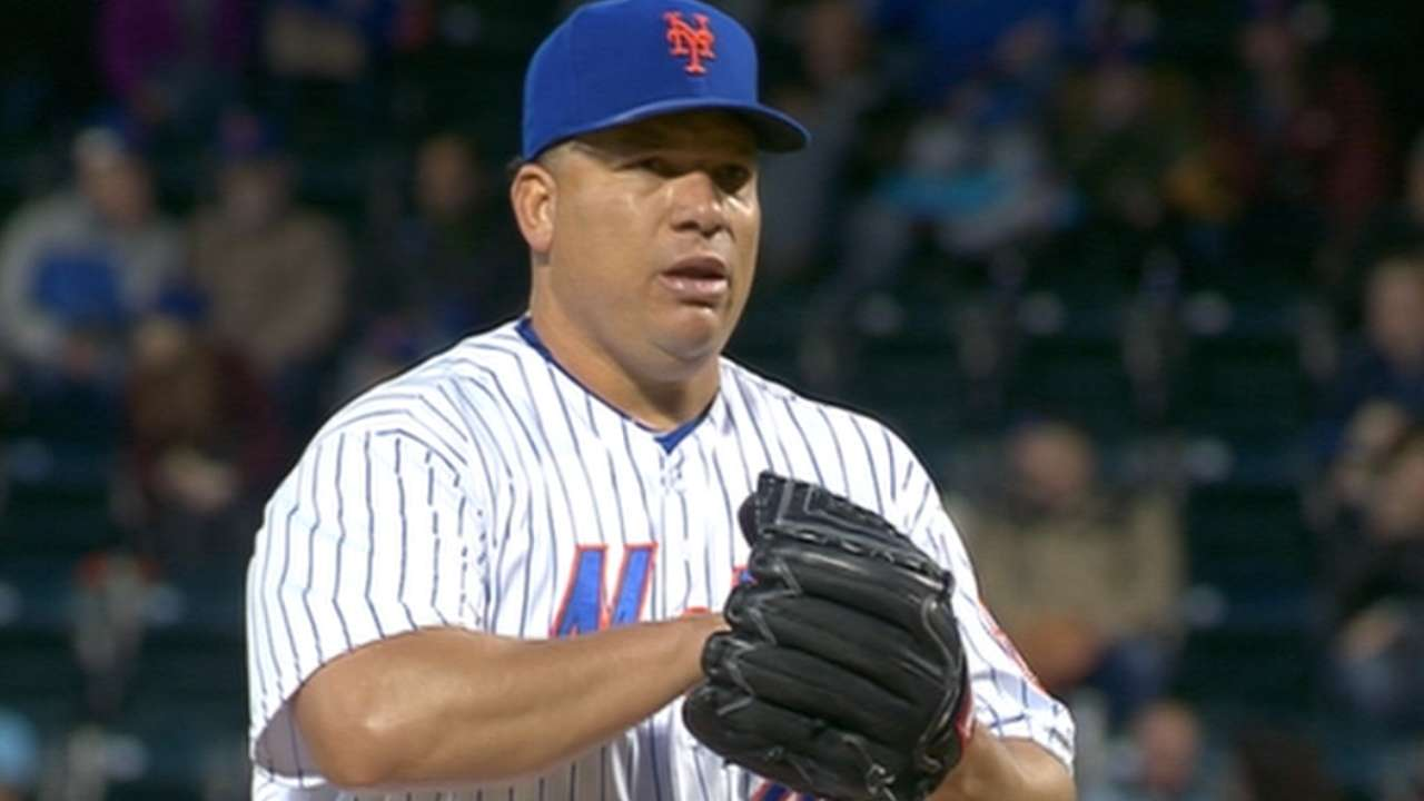 Bartolo can't convert historic feat into win