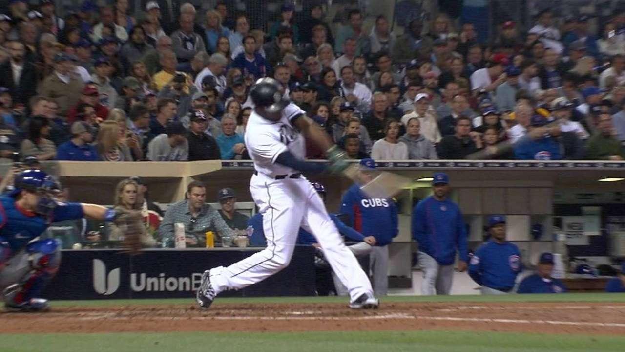Upton's two-run shot