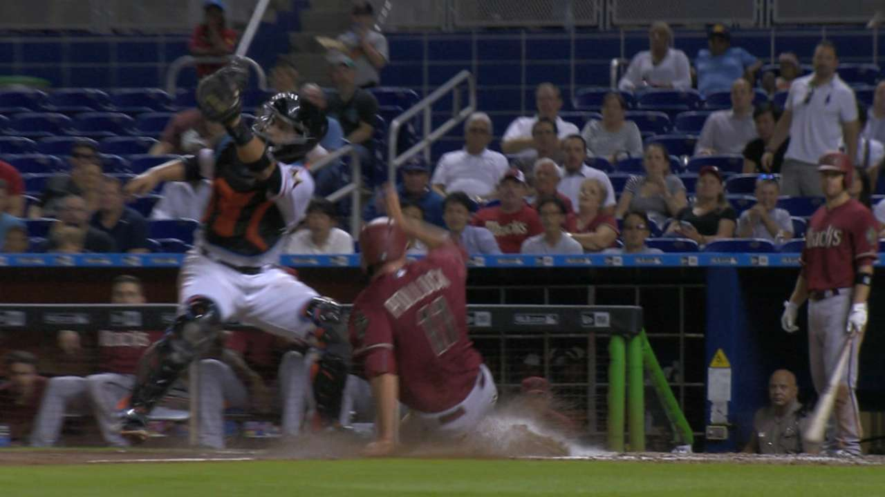 D-backs' aggressive baserunning paying off