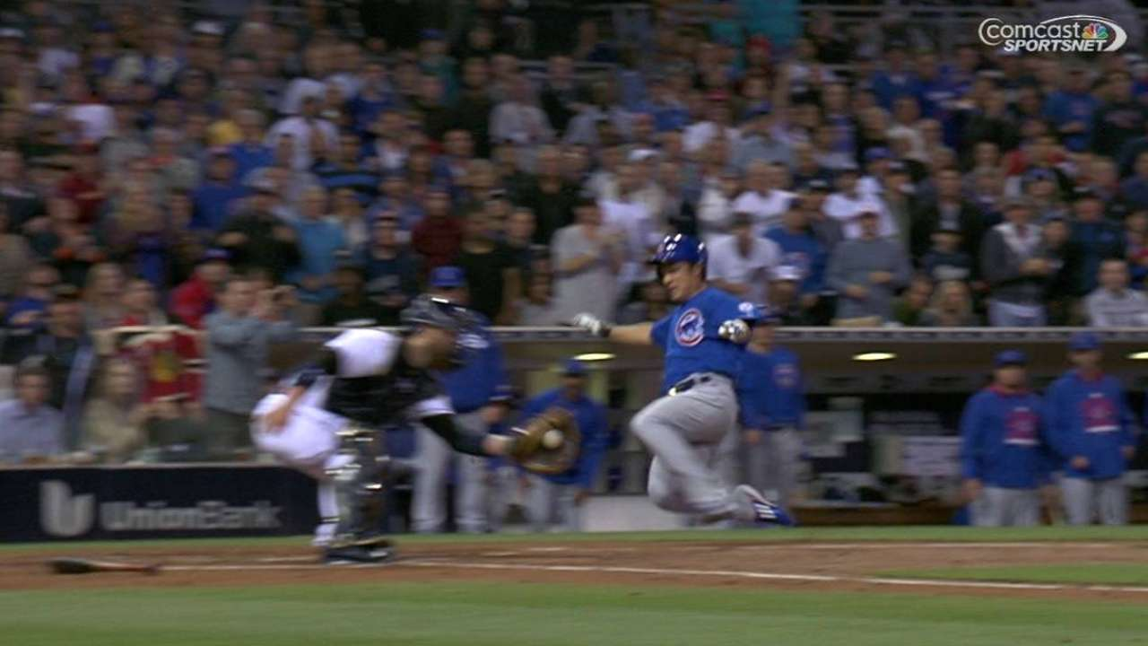 Cubs hold off Padres for another one-run victory