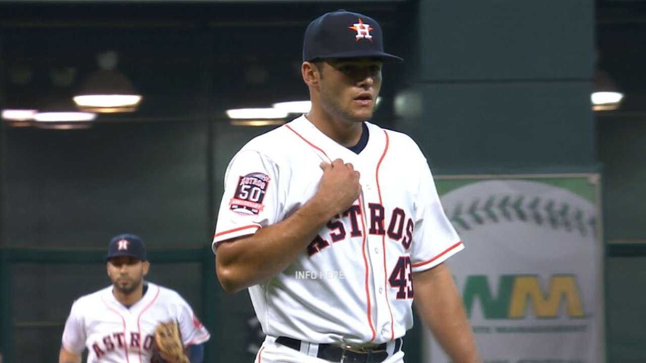 McCullers has ability to close games