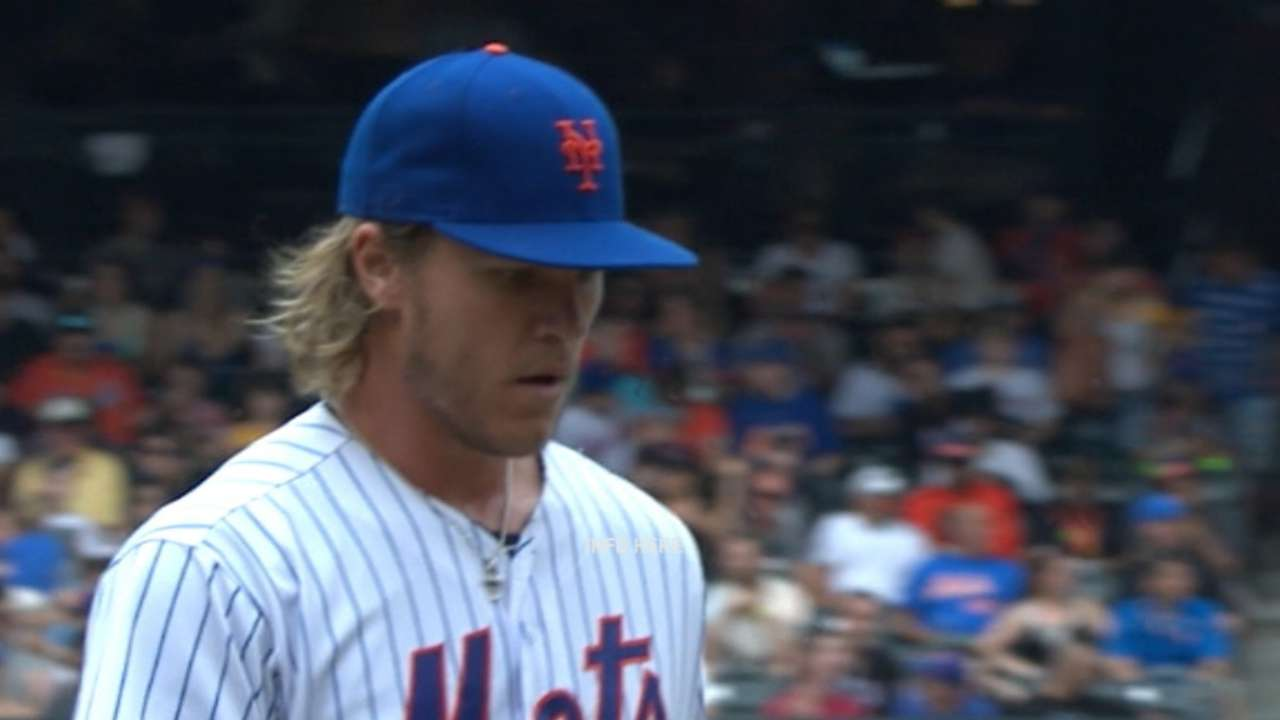 Why Syndergaard can be top-of-rotation guy