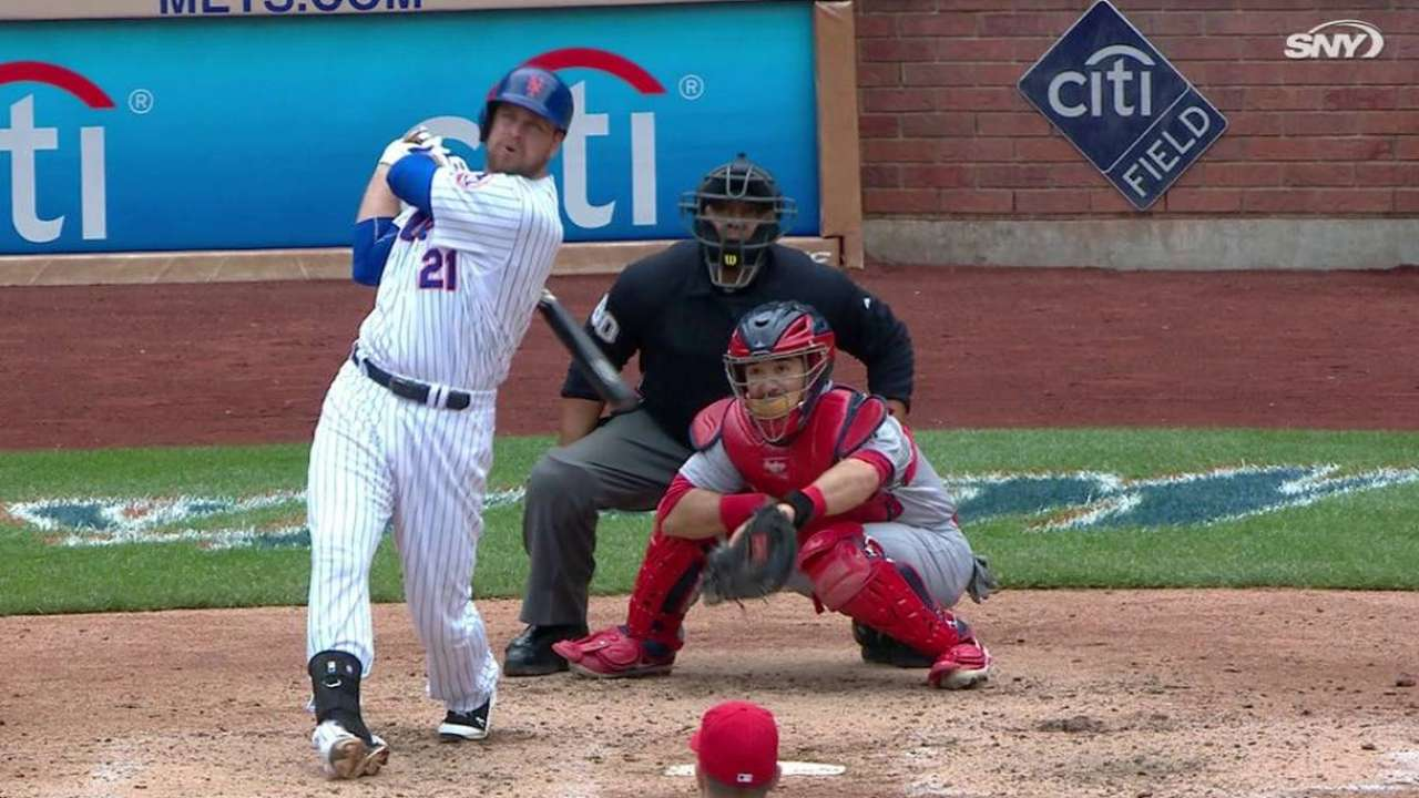 deGrom, Duda guían a Mets a triunfo vs. Cardenales