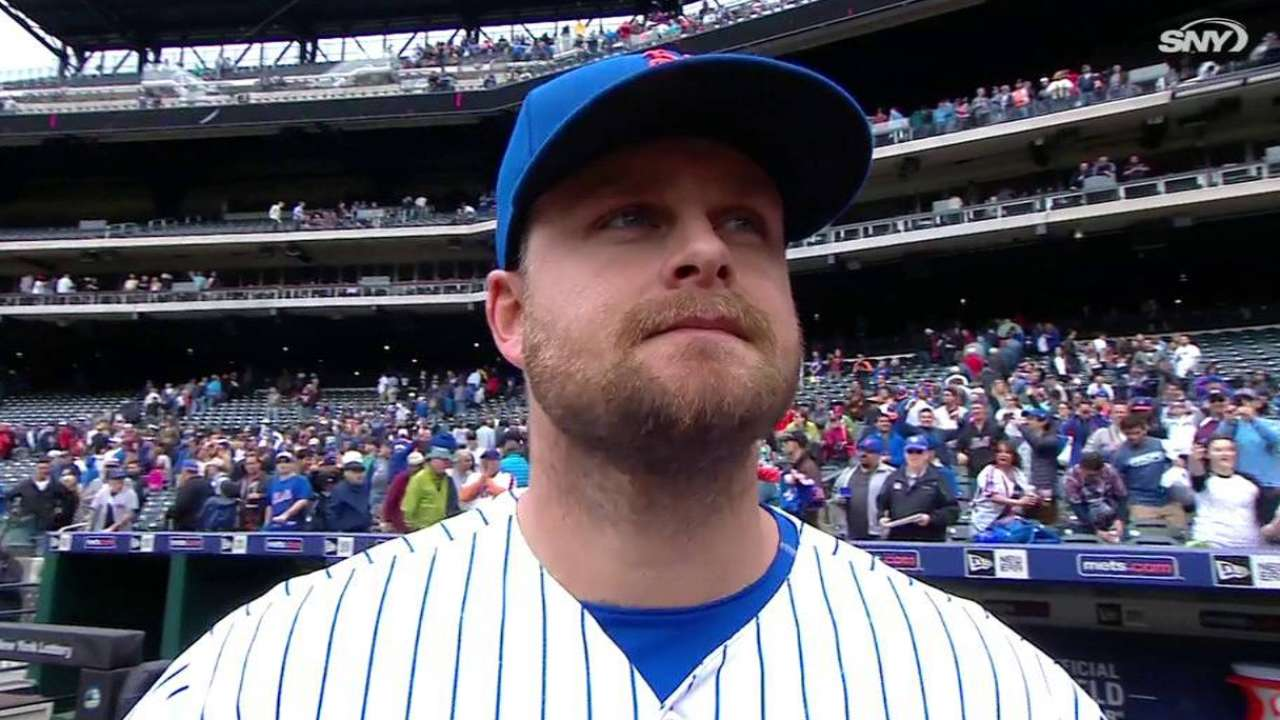 Duda on win, two homers