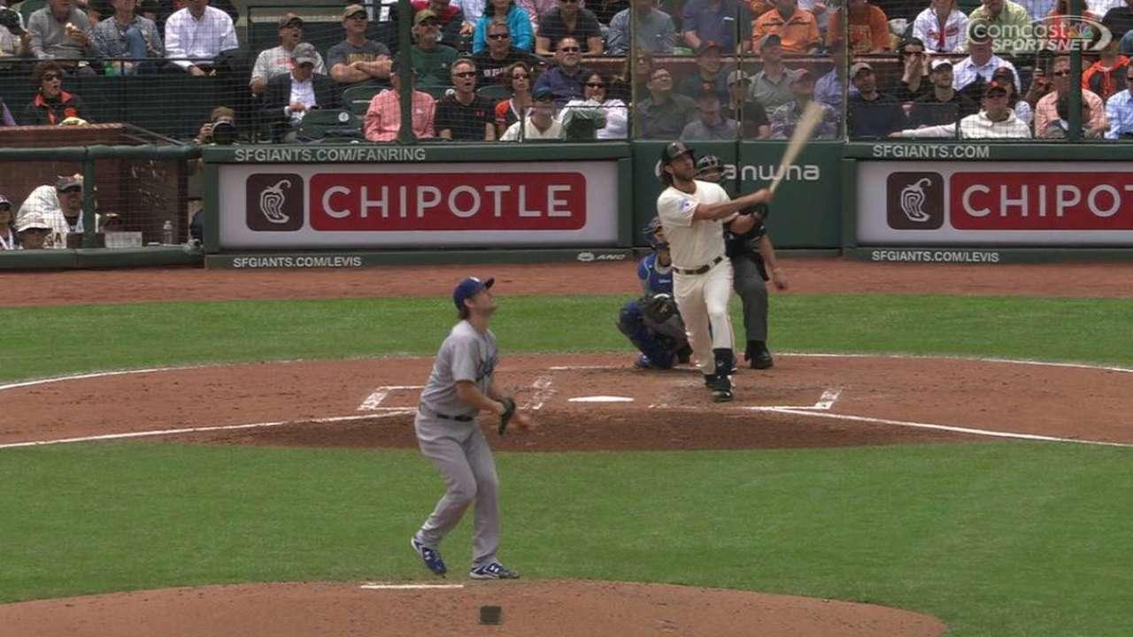 Giants face another big battle vs. Dodgers