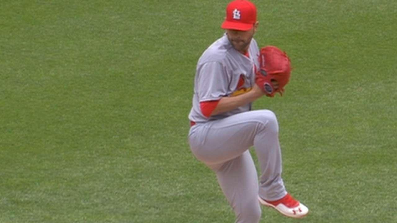 Garcia's seven solid innings
