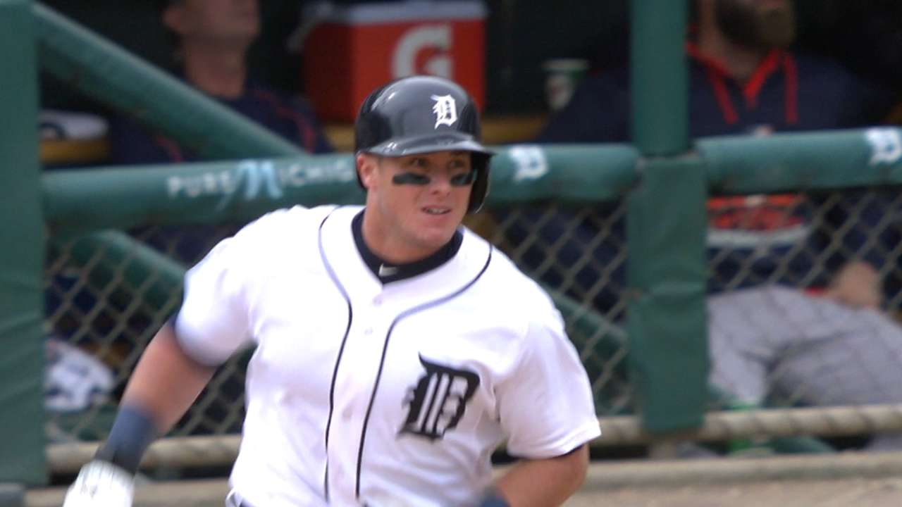 McCann's HR in 11th lifts Tigers past Astros