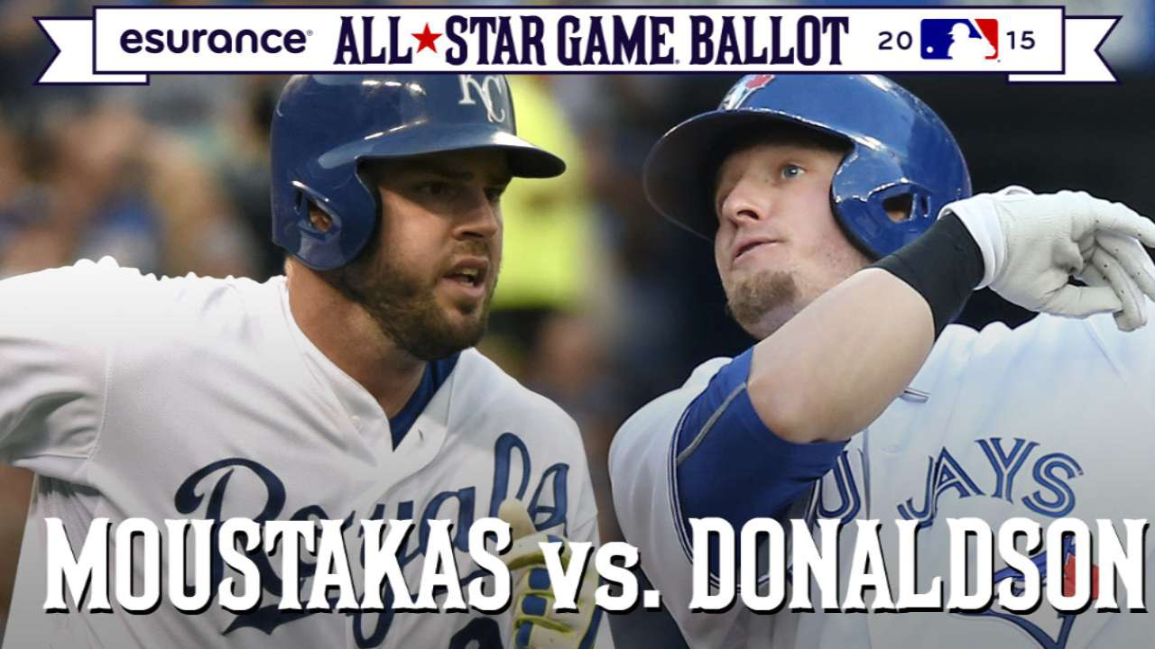 ASG debate: Donaldson or Moustakas at 3B?