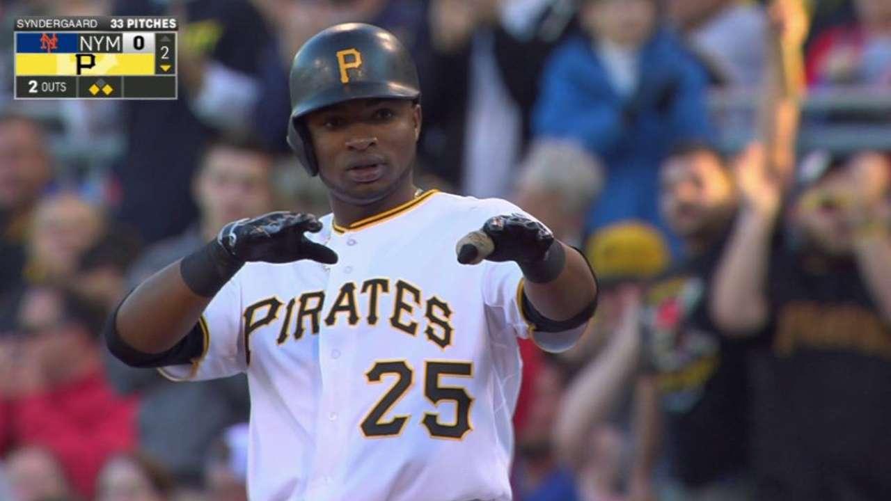 Cole poncha a 10 y conduce a Piratas sobre Mets