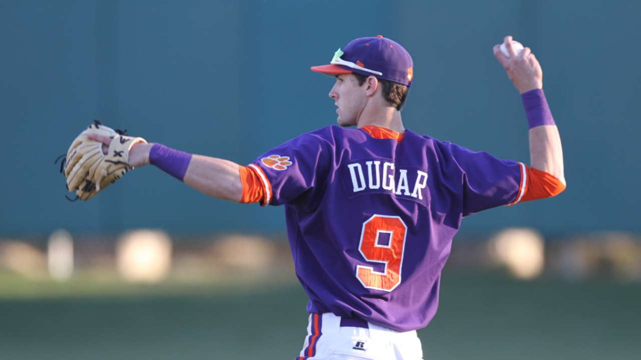 2015 Draft: Steven Duggar, OF