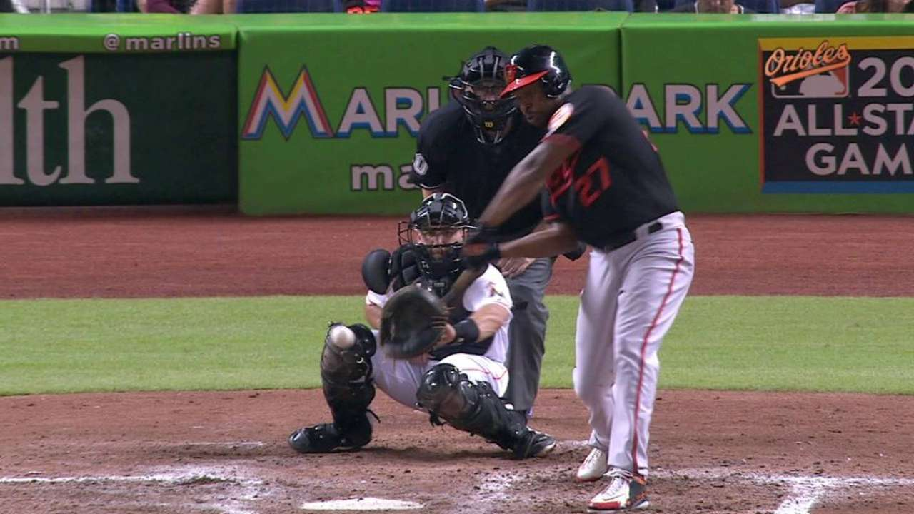 Orioles come through in clutch opportunities