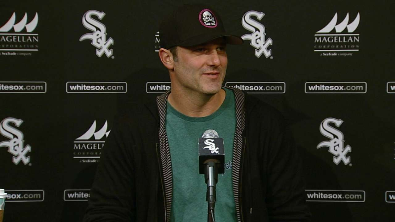 In My Words: Konerko keeps on learning