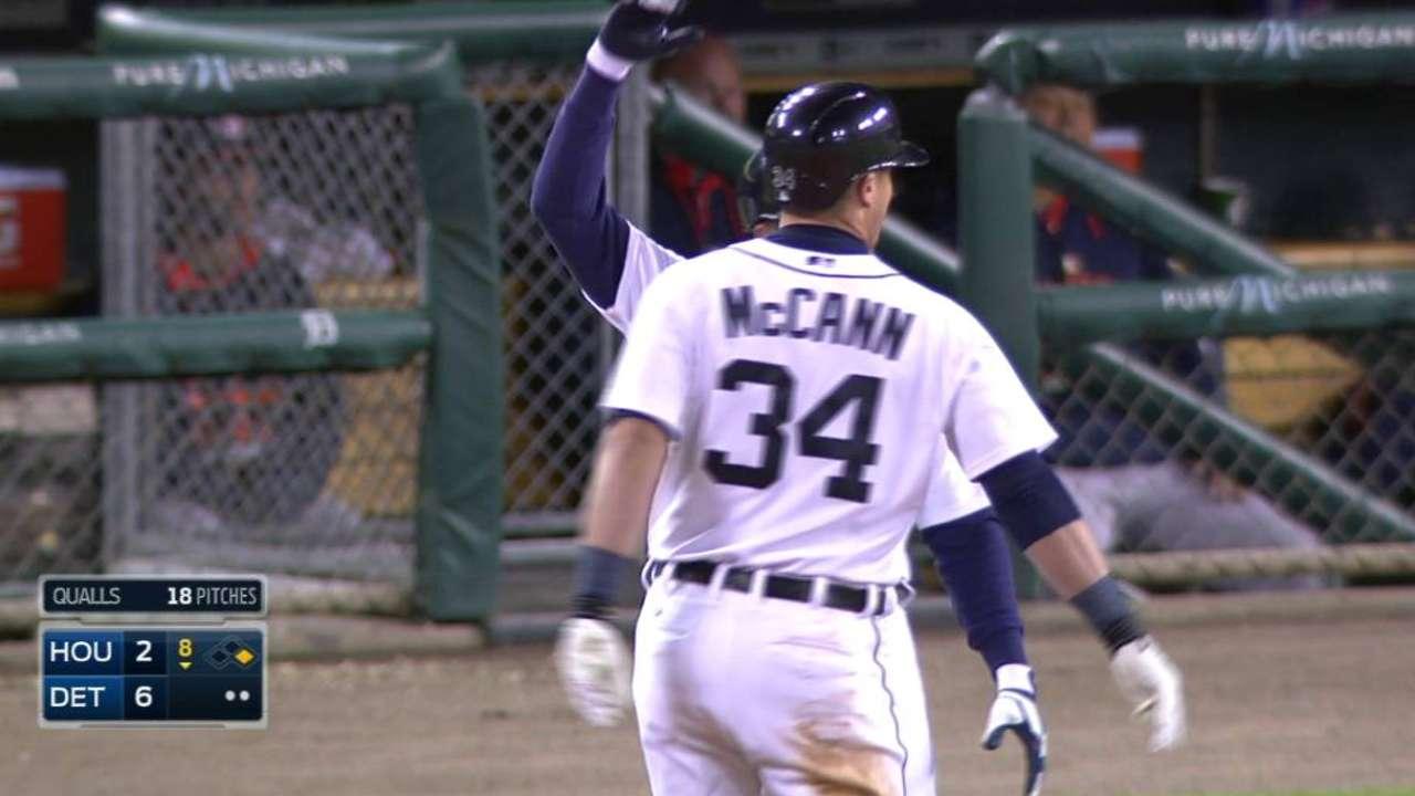 McCann's two-run single