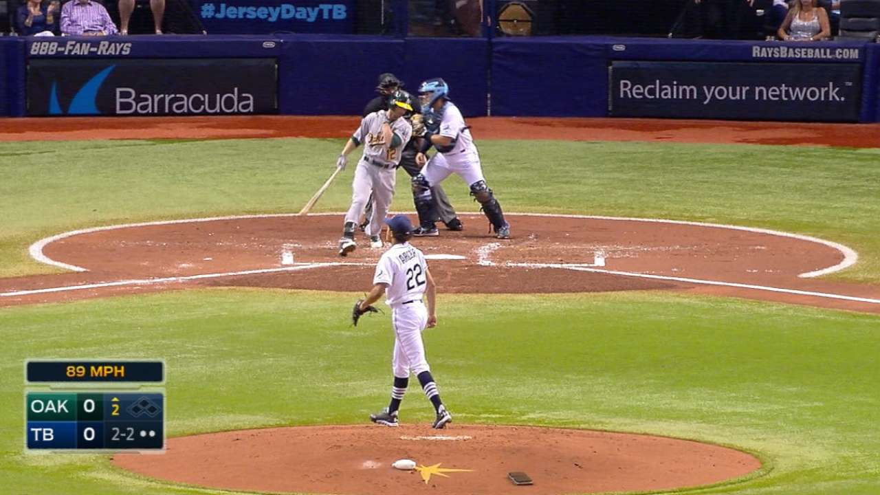 Archer strikes out eight