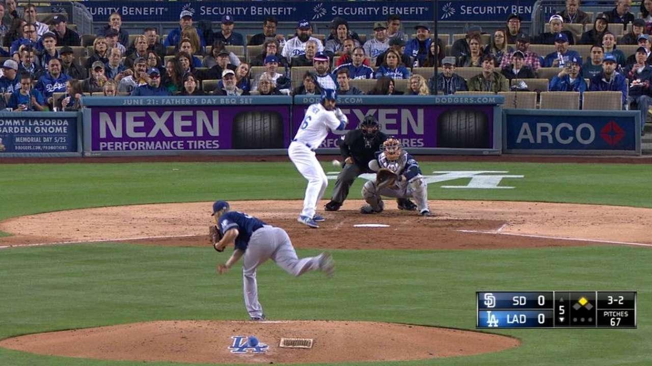 Ethier ends Dodgers' rut