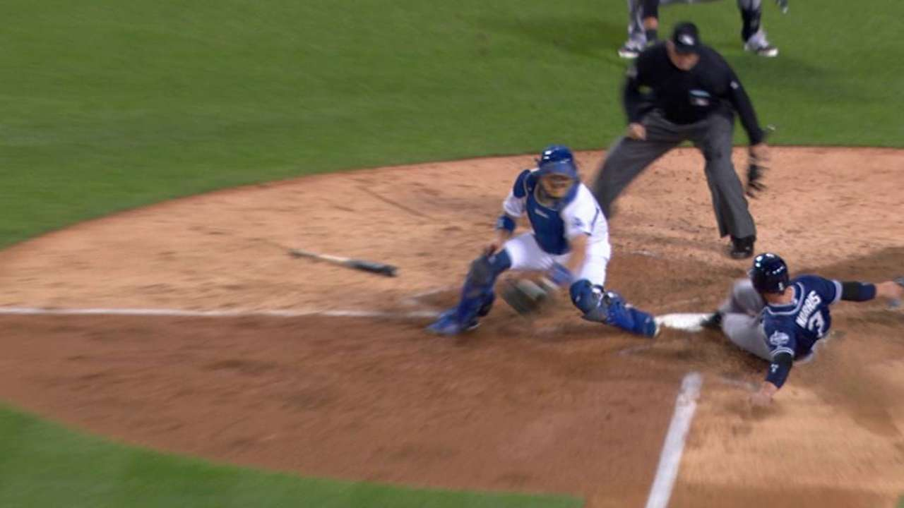 ICYMI: Padres lose on late long ball after comeback