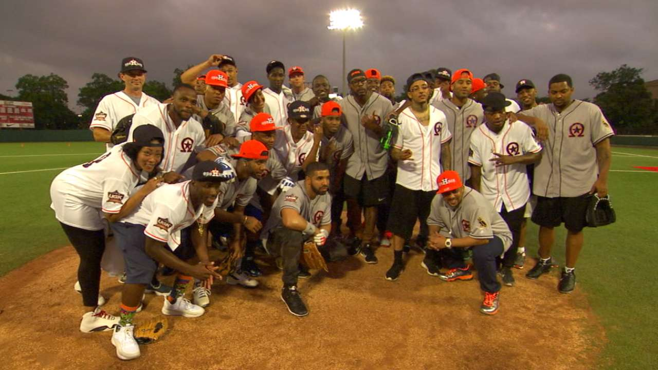Astros' Urban Youth Academy works wonders