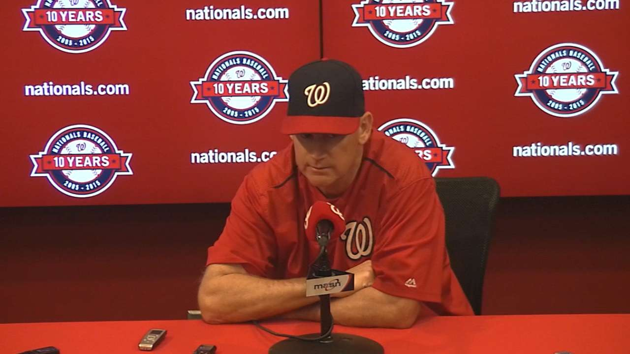 Strasburg roughed up again by Phillies