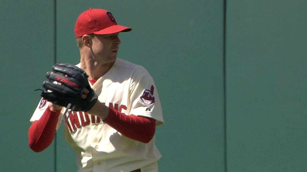 Kluber's solid outing