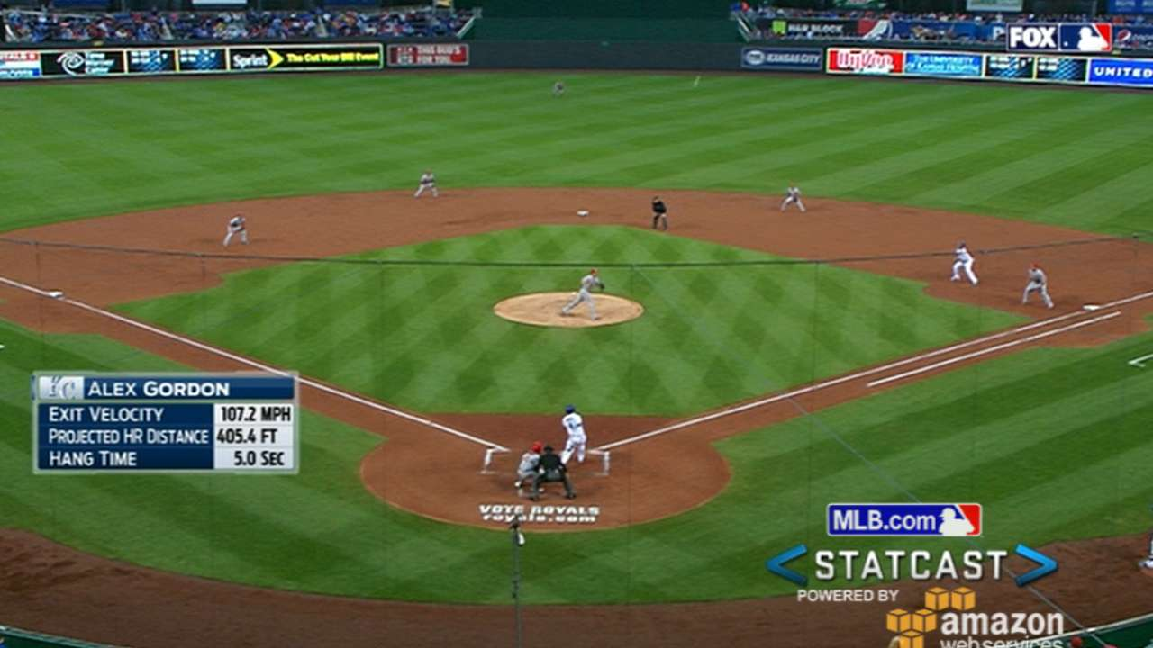The best of Statcast from Saturday's FOX games