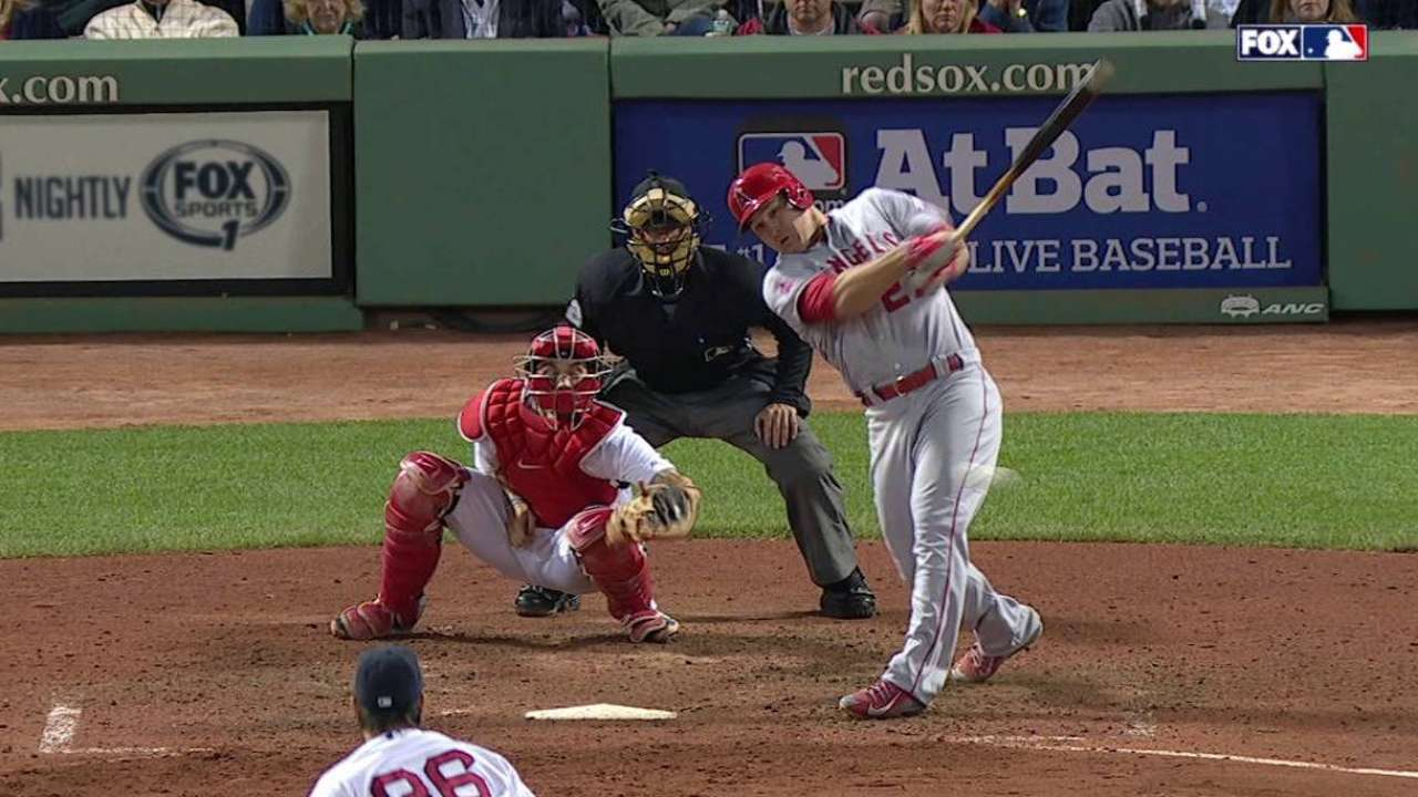 Two homers by Napoli sink Wilson at Fenway
