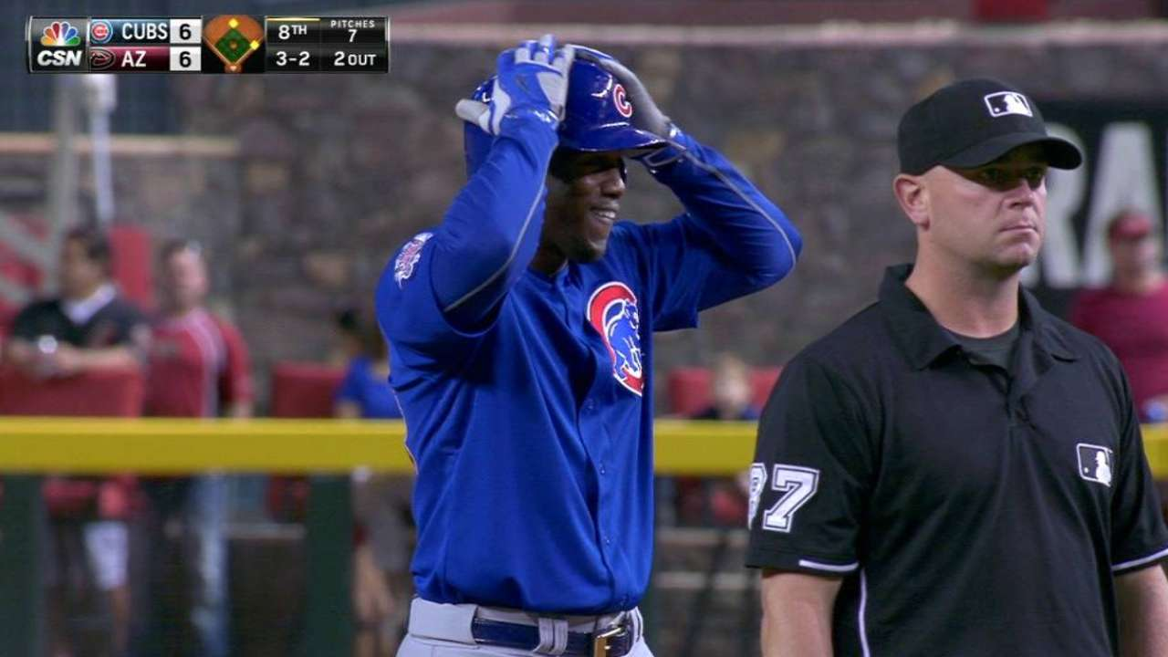 Soler's game-tying double