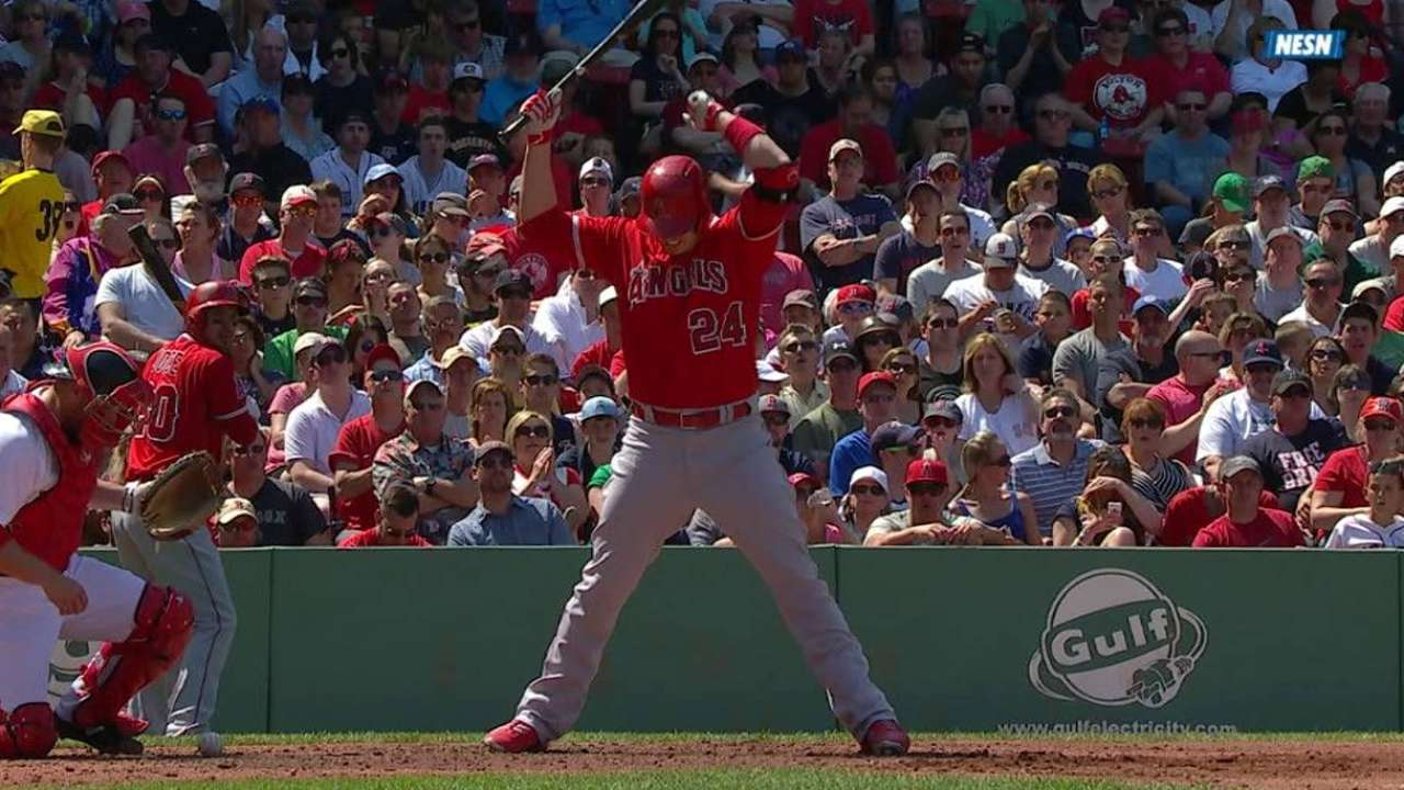 Angels challenge no hit-by-pitch
