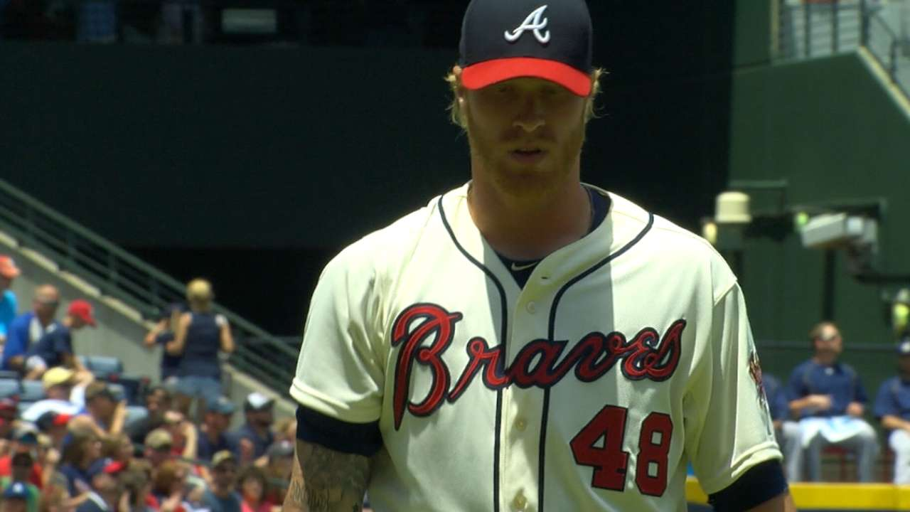 Foltynewicz shines with 'dominating' outing