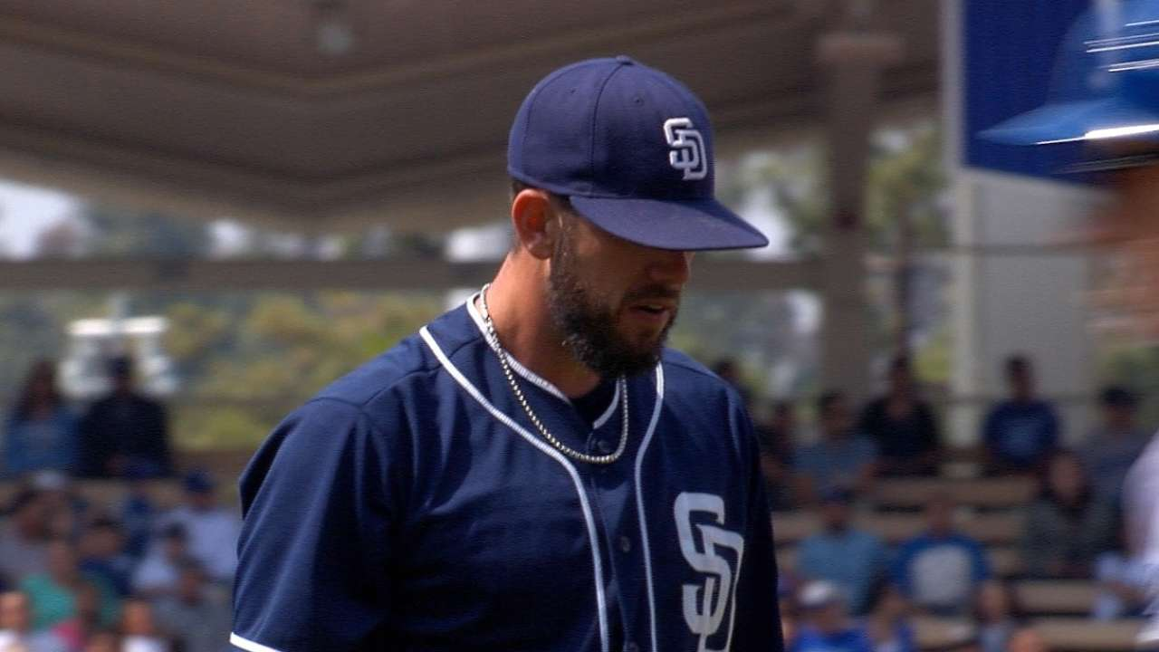 Shields sets several Padres marks starting 6-0
