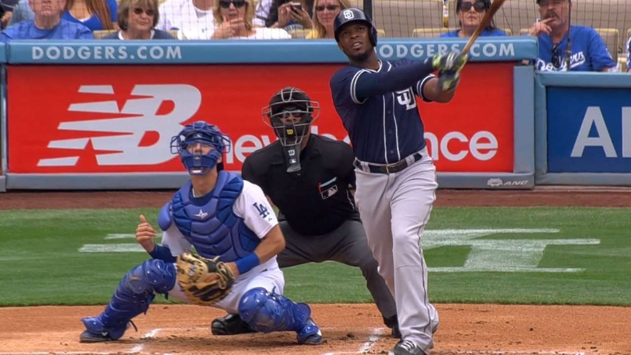 Upton sparks Padres' offense out of slumber