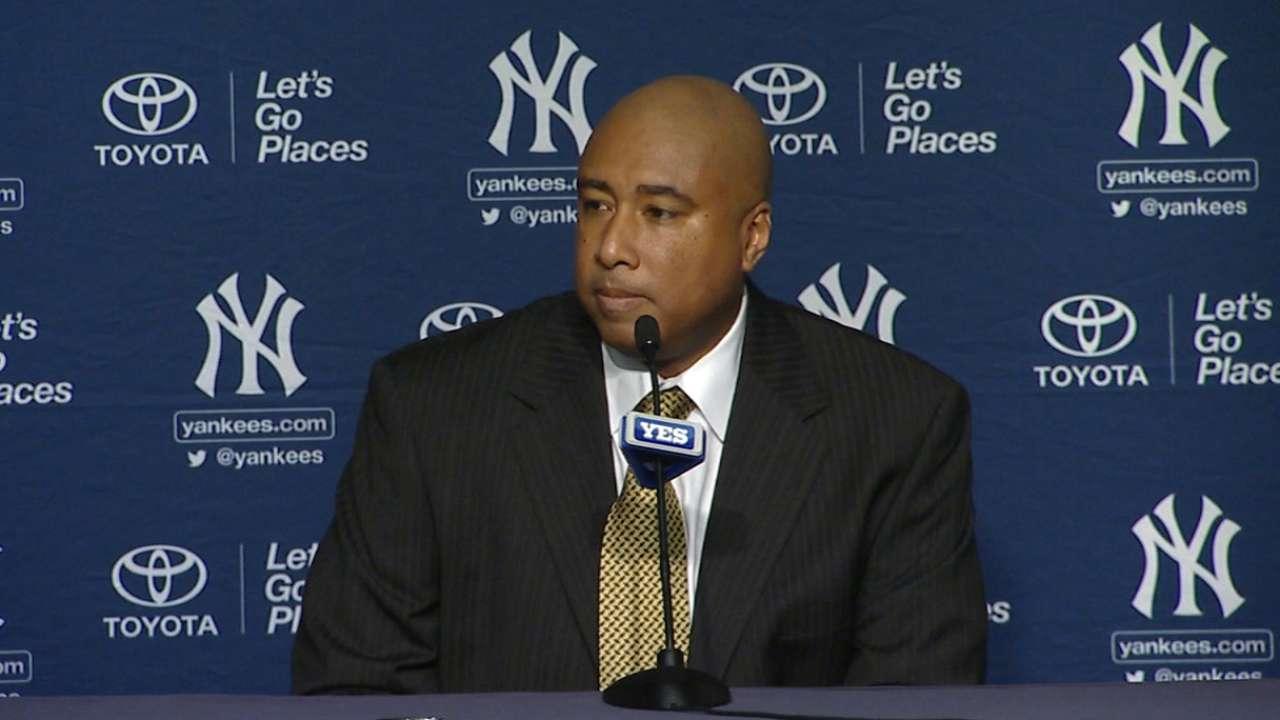 Yankees retiran el número 51 de Bernie Williams