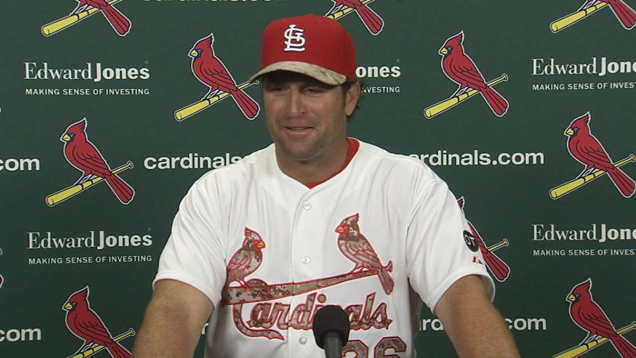 Matheny on team's walk-off win