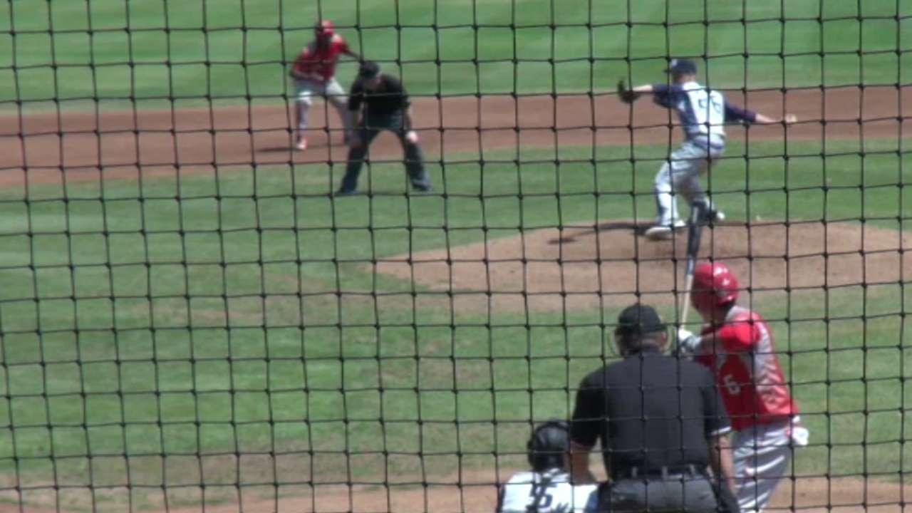Hard-throwing Hughes goes to O's at No. 68