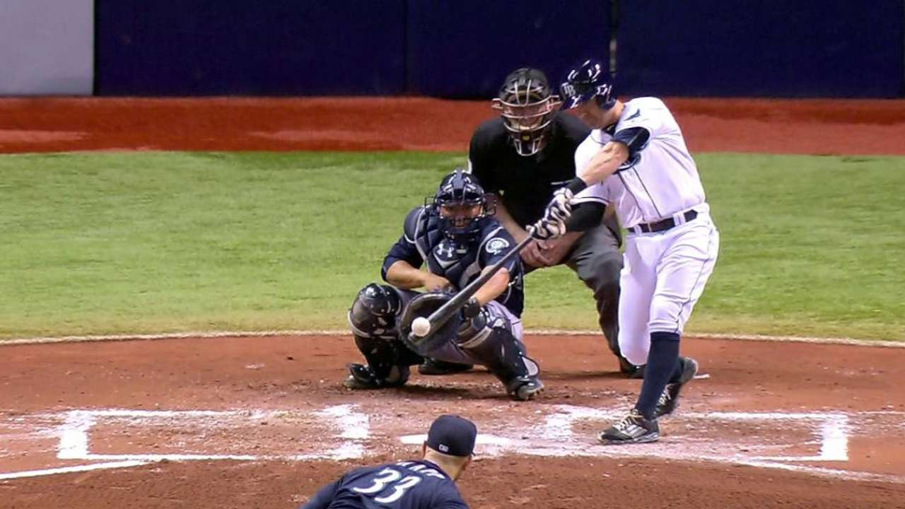 Elmore's two-run single