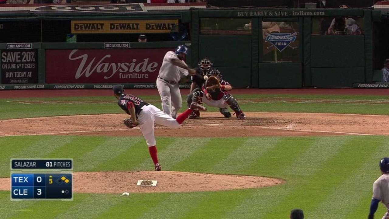 Fielder's three-run shot