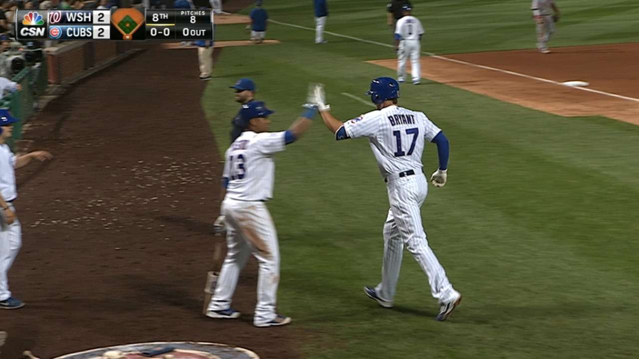 Bryant's long solo homer