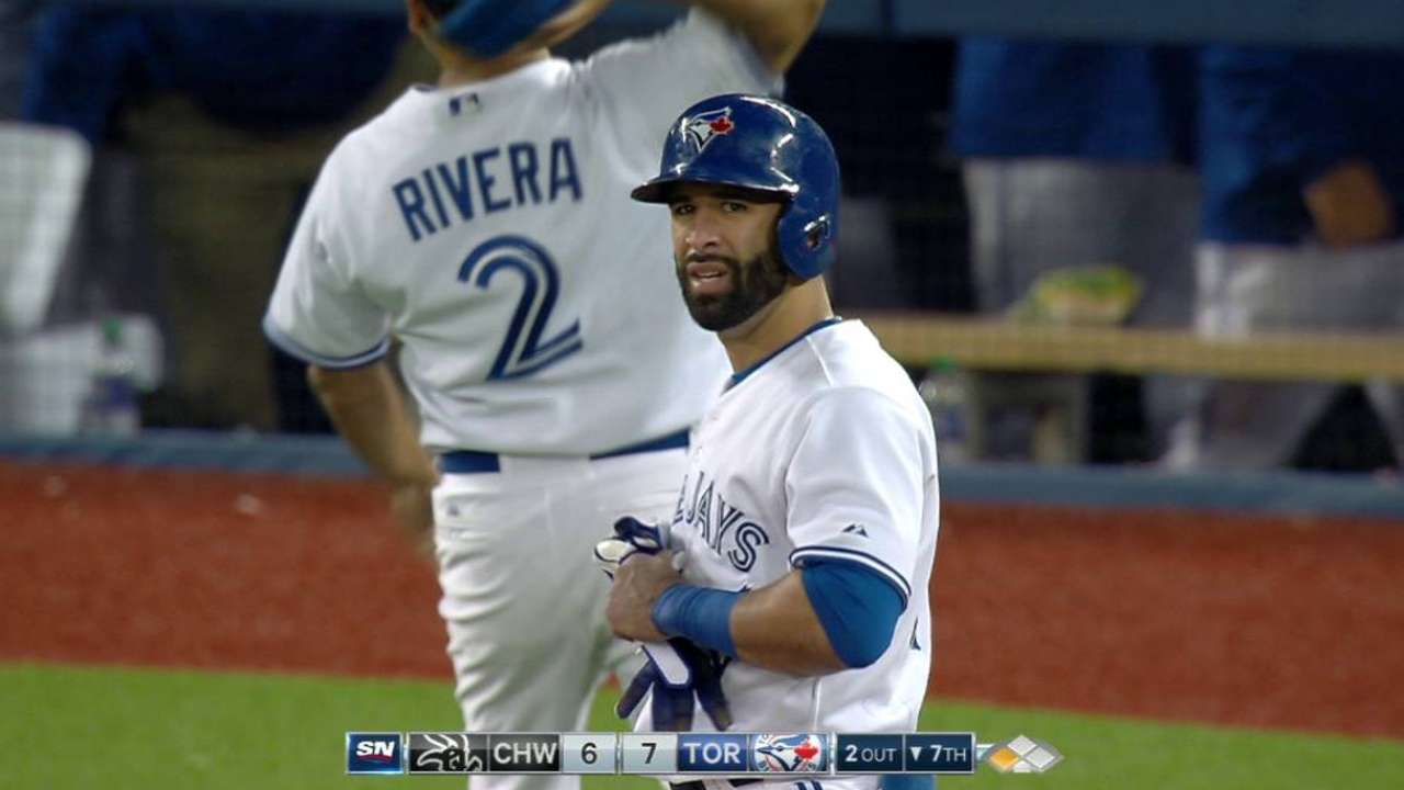 Bautista cleared to play right field