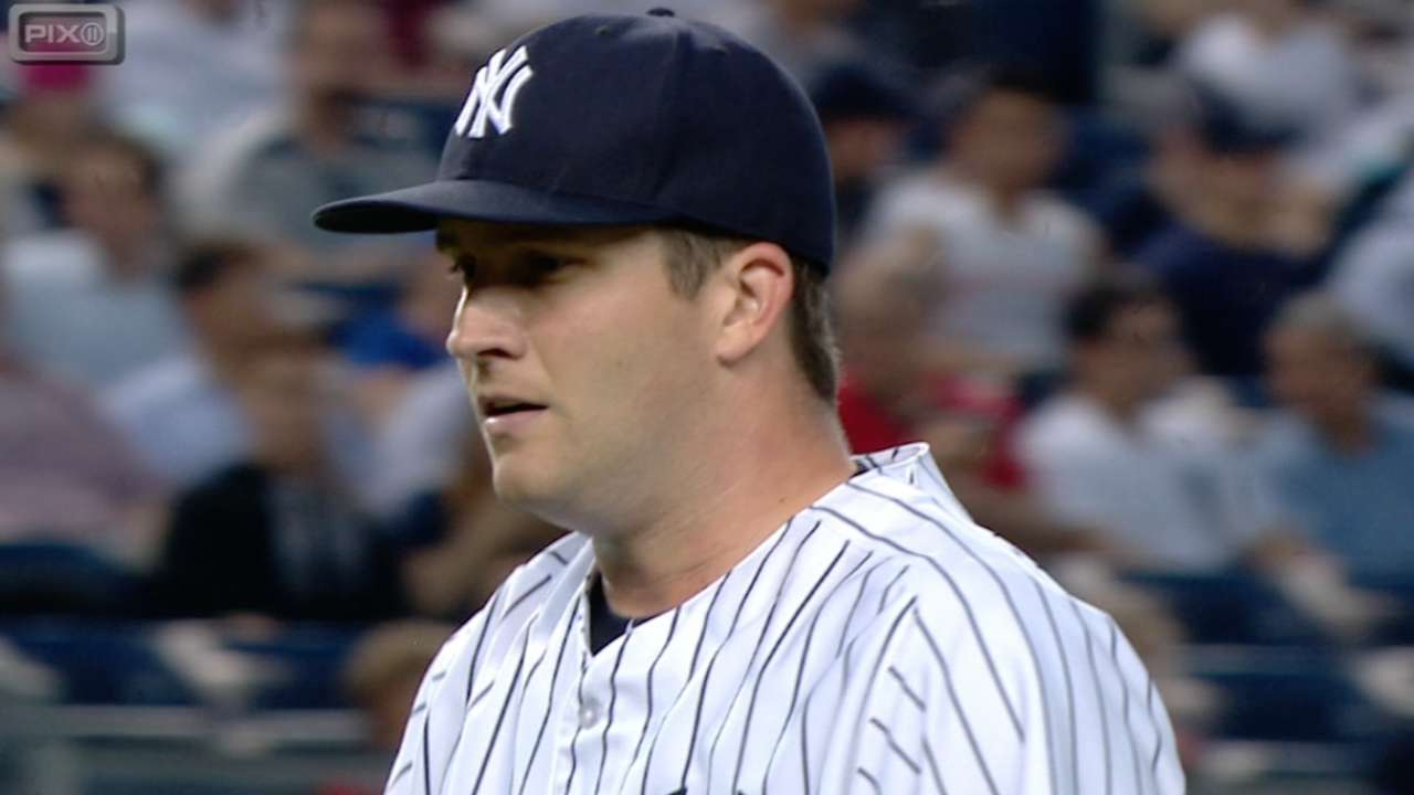 Warren becoming force in Yankees' rotation