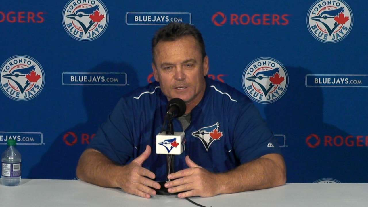 Gibbons on Blue Jays' 10-9 win