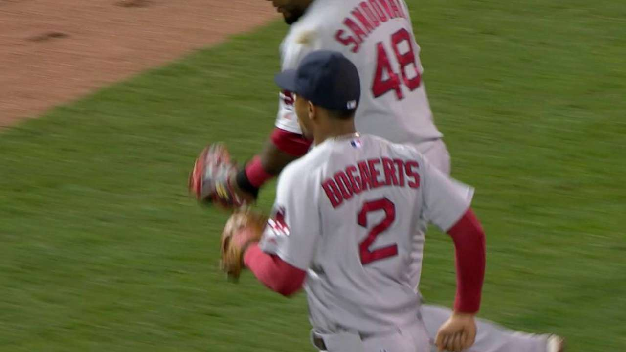 Buchholz escapes jam