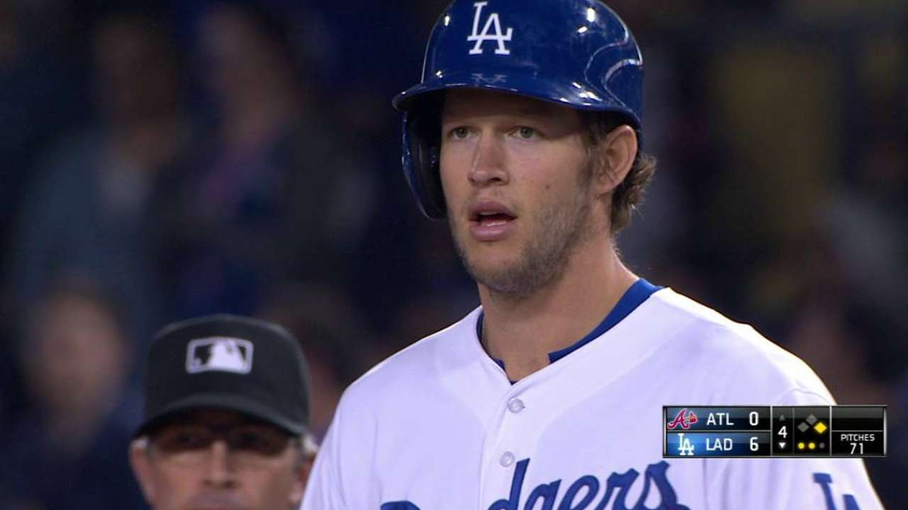 Kershaw's RBI single