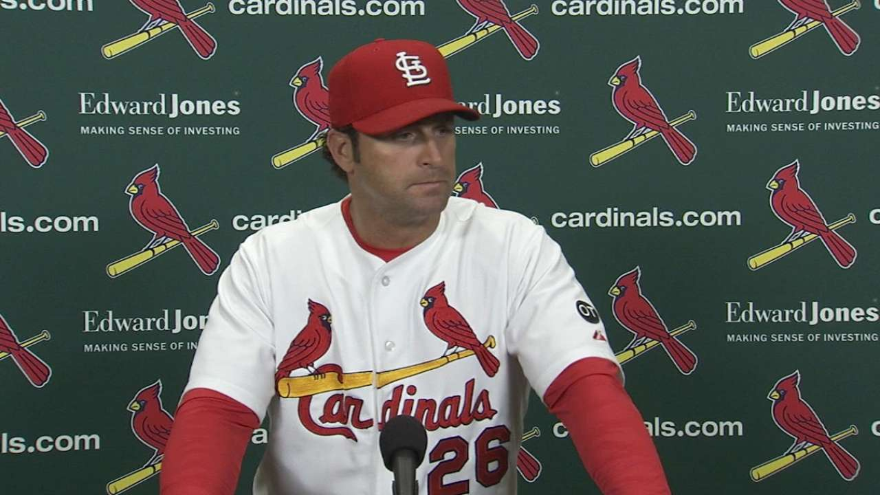 Matheny on win over the D-backs