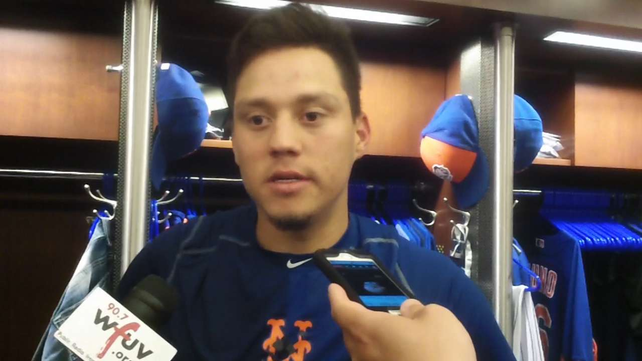 Flores on walk-off win