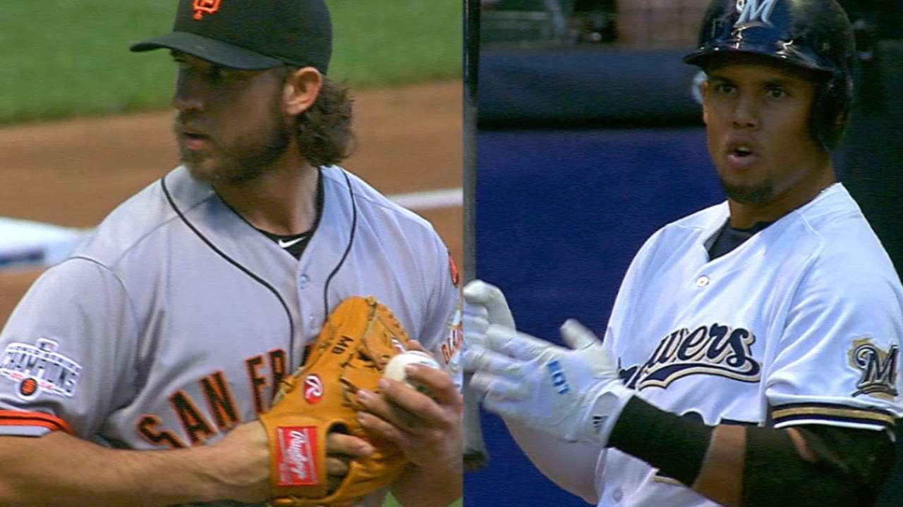 Bumgarner-Gomez issue a clash of styles