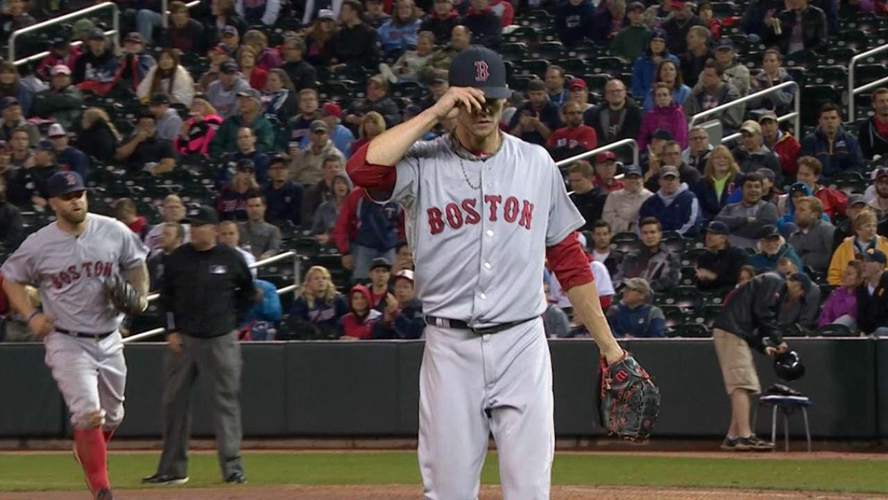 Without best stuff, Buchholz keeps Sox in it