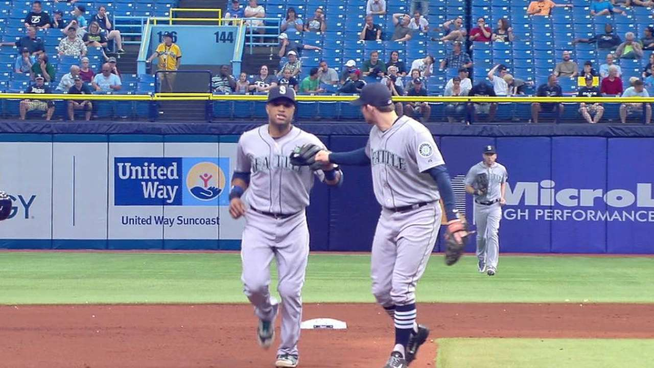 Cano misses 1st game this season with illness