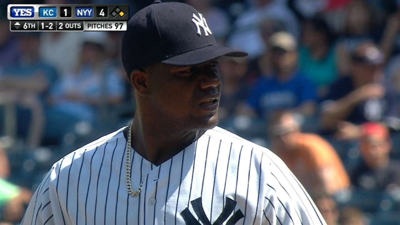 Pineda finds form on strength of slider