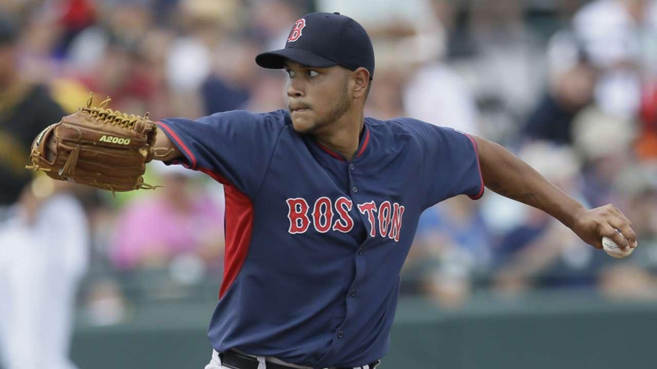 Rodriguez to make big league debut Thursday