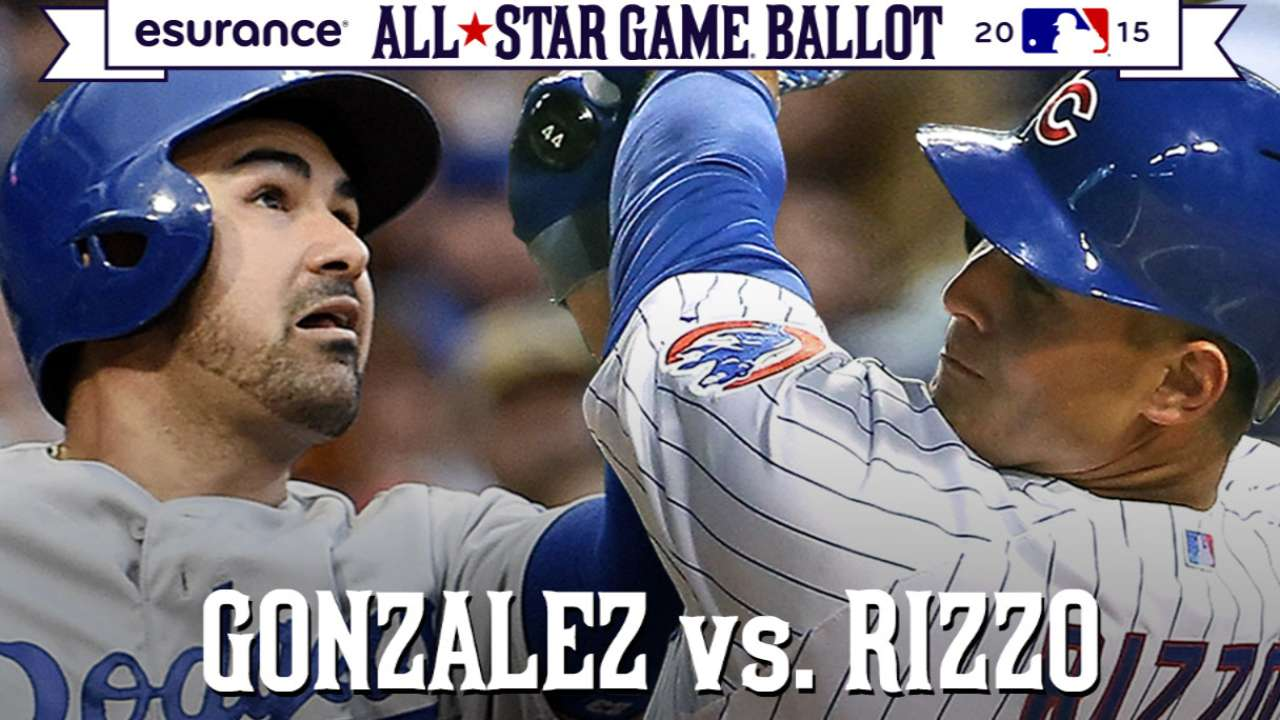 ASG debate: Rizzo or A-Gone at first in NL?